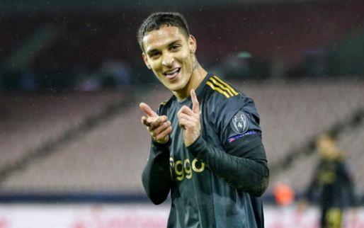 Afbeelding: Antony prijst voormalig ploeggenoot aan bij Ajax: 'Echt een geweldige speler'