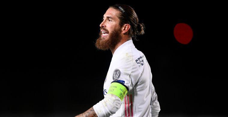 'Sergio Ramos en Real Madrid ver uit elkaar: PSG zwaait met megacontract'