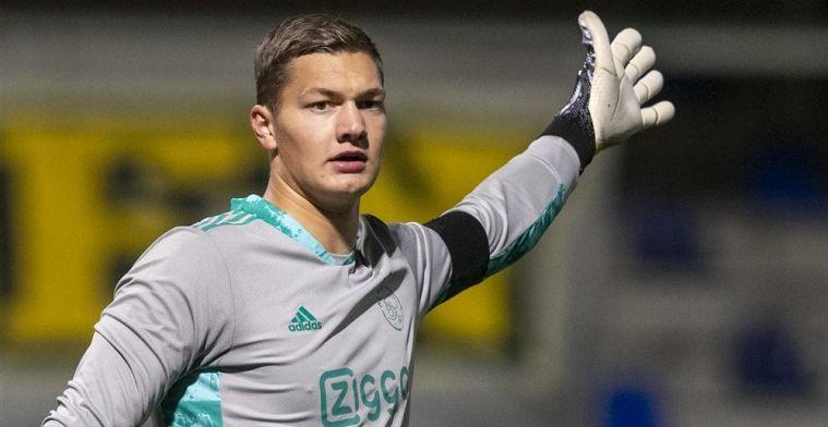 Scherpen deelt Ajax-plannen: 'Volgend jaar wil ik een heel seizoen spelen'