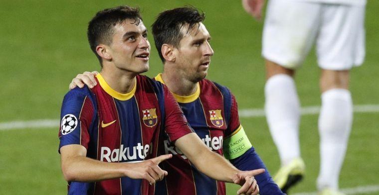 'Ik ben die mensen bij Real Madrid dankbaar, want nu zit ik bij Barcelona'