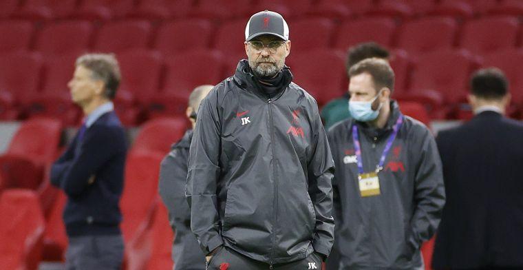 'Liverpool houdt hoop: ziekenboeg stroomt mogelijk snel leeg richting 'Ajax''