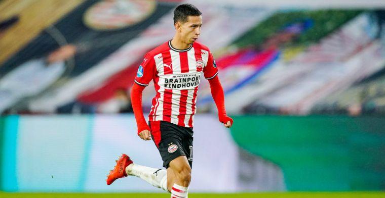ED: jeugdtrainer van PSV ontslagen na 'transferappjes' aan adres Mauro Júnior