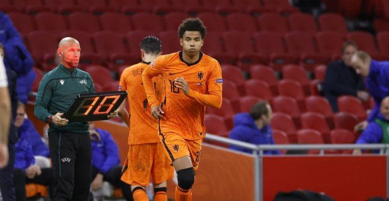 Vermoedelijke Oranje-opstelling: Berghuis en Luuk de Jong worden gepasseerd