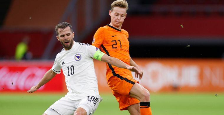 'Gretige nieuwkomer krijgt dankzij blessure Busquets eerste kans van Koeman'