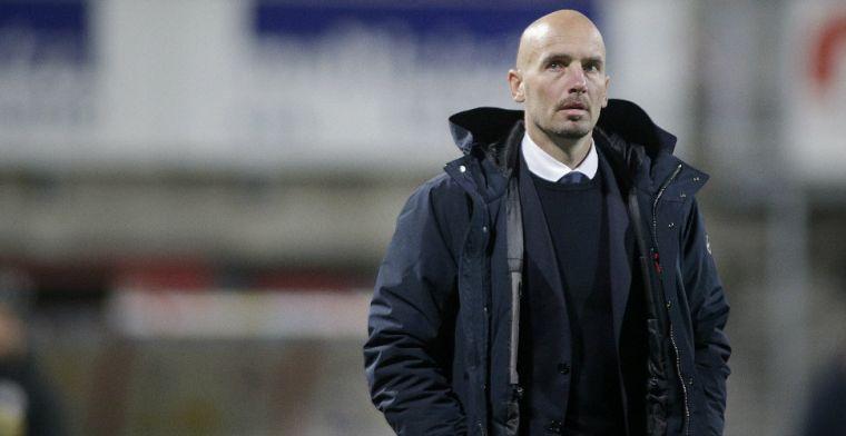 Van der Gaag houdt vertrouwen in Ajax-talenten: 'Ze komen terug'