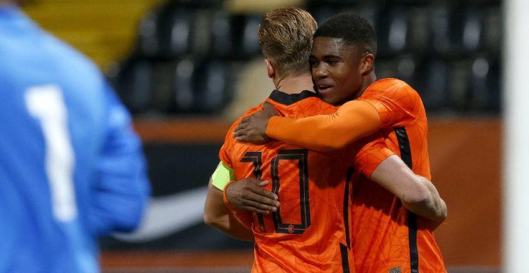 Boadu zag Oranje-oproep Ajax-middenvelder aankomen: 'Stap naar Oranje niet groot'