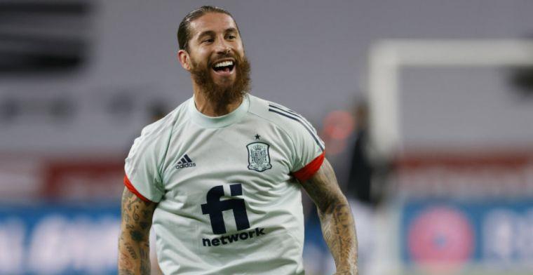 Ramos senior neemt geen blad voor de mond: 'We zijn kalm, ik ben optimistisch'