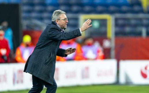 Afbeelding: Poolse bondscoach: 'Het is beschamend en respectloos richting mij'