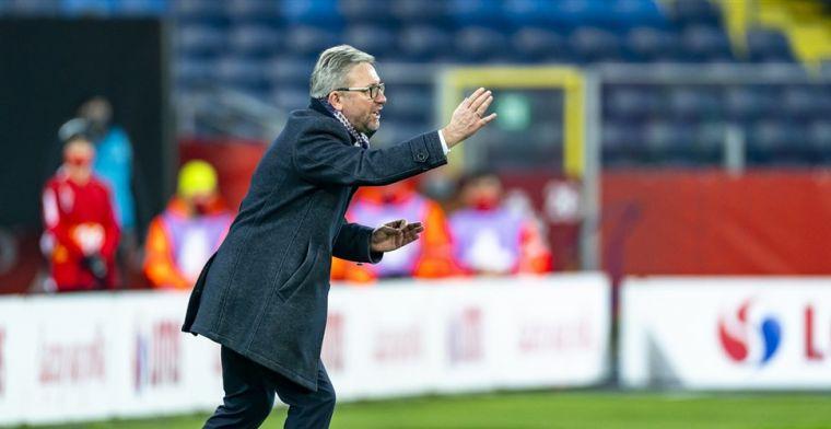 Poolse bondscoach: 'Het is beschamend en respectloos richting mij'