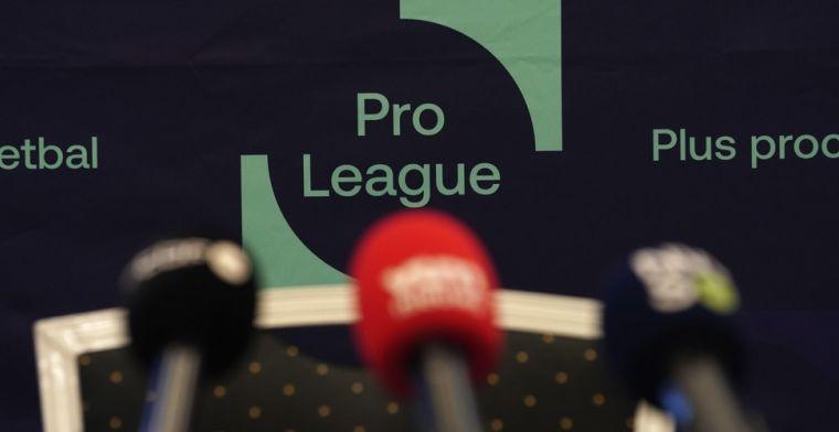 Pro League deelt dramatische cijfers Belgische clubs: '275 miljoen euro verlies'
