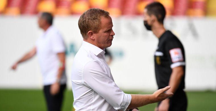 'Patoulidis (20) heeft een vrije transfer gemaakt naar KV Mechelen'