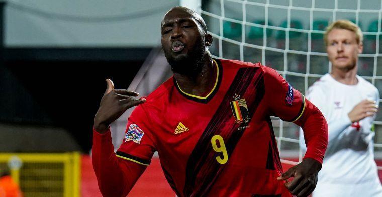 Nations League in statistieken: Goals bij Rode Duivels, de bal voor Spanje