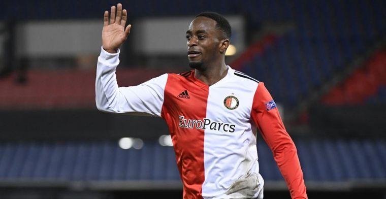 Nieuwe tegenvaller voor Feyenoord: ook Haps komende weken aan de kant