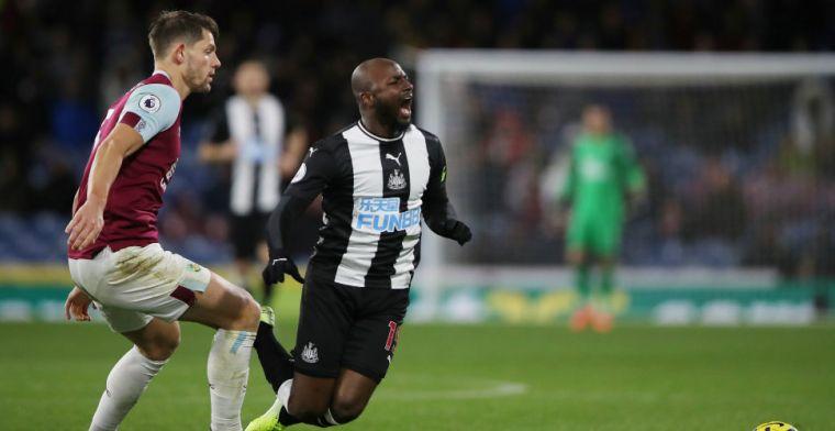 'Van knieblessure herstelde Willems staat mogelijk voor Premier League-comeback'