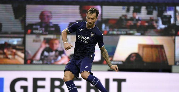 Ik geloof erin dat hij bij Anderlecht een belangrijke rol kan spelen