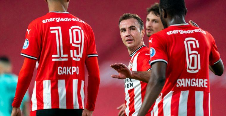 PSV neemt 'gokje': 'Dit kan je geen twee seizoenen achter elkaar doen'