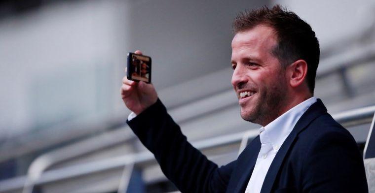 Van der Vaart enthousiast over 'type-Van Bommel' van Ajax: 'Heel goed gedaan'