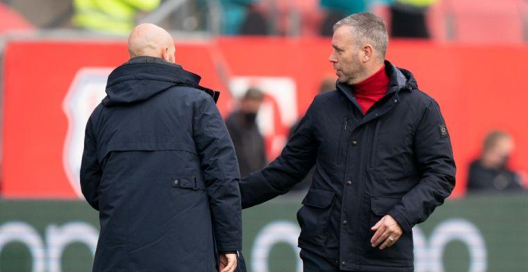 FC Utrecht versterkt staf Hake, trainer 'druk genoeg': 'Heel veel informatie'