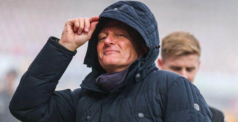 'Ajax is de grootste club van het land, maar we gaan voor een nieuwe stunt'