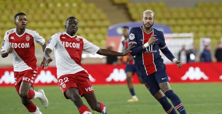 Volland en Fabregas doen PSG pijn: twee goals van Mbappé niet genoeg