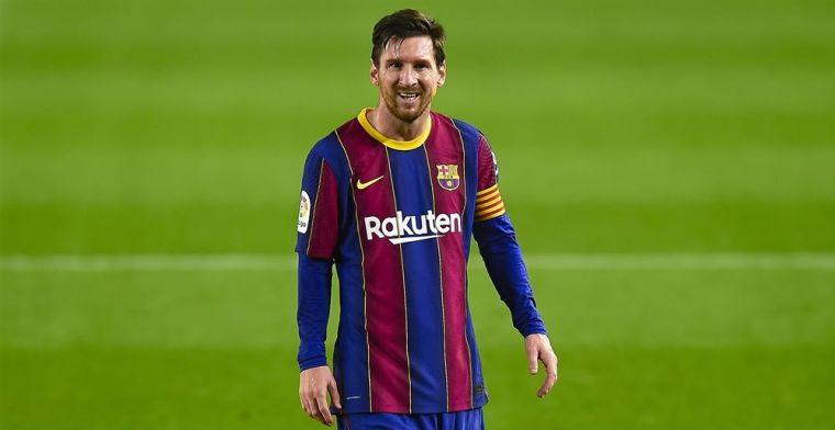 Druk op Koeman opgevoerd: 'Xavi doorslaggevend om Messi voor Barça te behouden'
