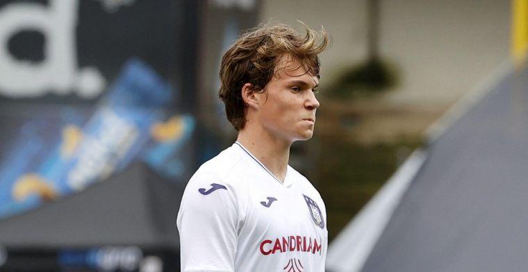 OFFICIEEL: Volgend talent blijft bij Anderlecht, contractverlenging voor Arnstad