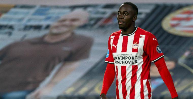 De handtekeningen zijn gezet: PSV en Teze langer met elkaar door