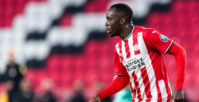 'PSV is clubs te snel af en bezegelt aangekondigde contractverlenging vrijdag'