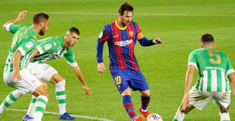 Guardiola zorgt voor opvallende wending in Messi-verhalen: 'Dat is wat ik wil'