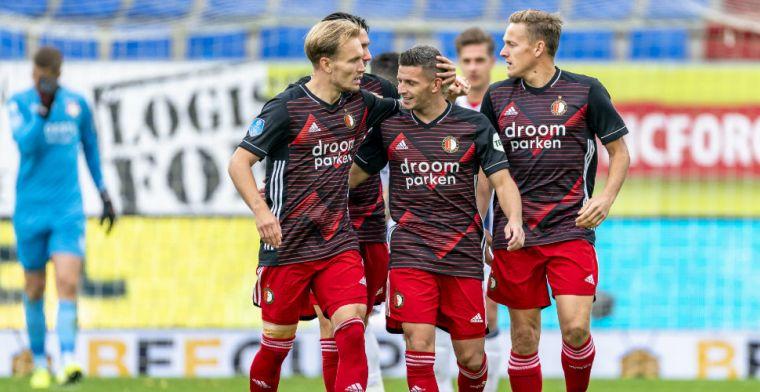 Van Hanegem steunt teleurstellende Feyenoord-aankoop: 'Geloof nog altijd in hem'
