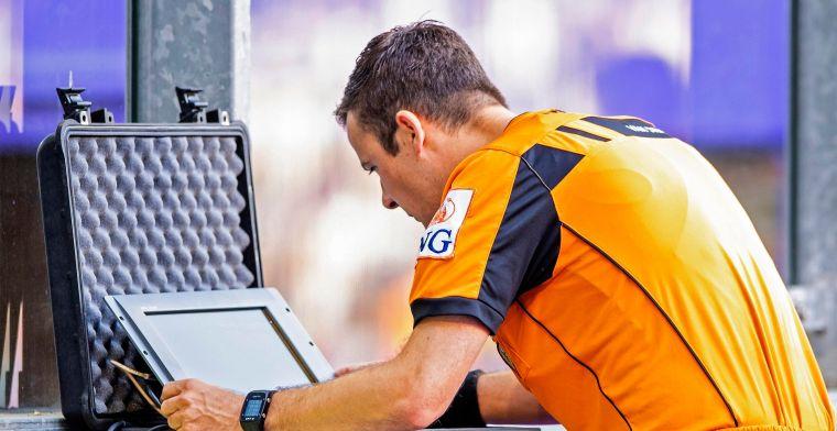 Scheidsrechters speeldag 13 bekend: Boucaut mag Beerschot-Anderlecht fluiten