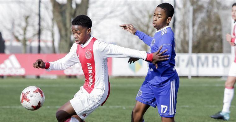 'Respectvol gedrag belangrijkste voor Ajax-speler, je kunt geen gekke dingen doen'