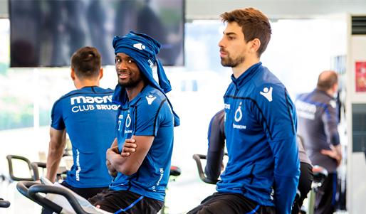 Afbeelding: Club Brugge denkt aan definitieve transfer: