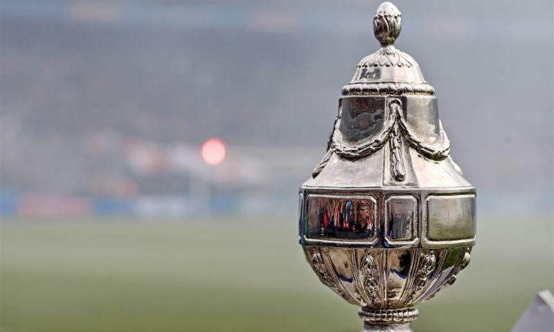 Afbeelding: Ajax treft FC Utrecht in de beker, PSV naar De Vijverberg, Feyenoord en AZ vrij