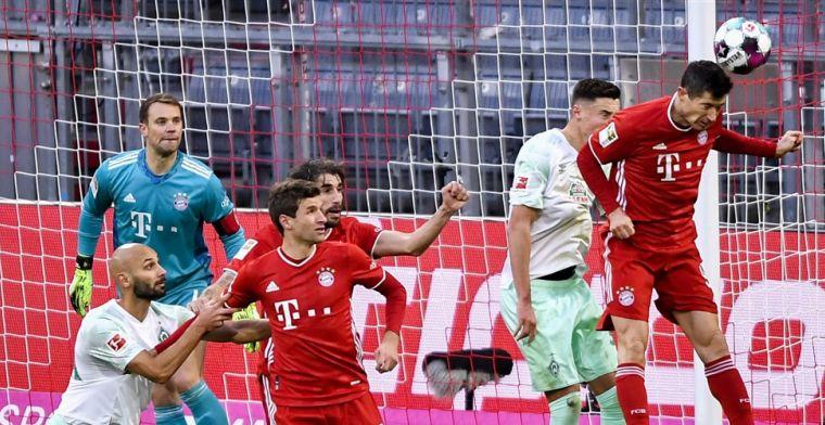 Leverkusen profiteert van Bayern-misstap, Casteels verslaat invaller Raman