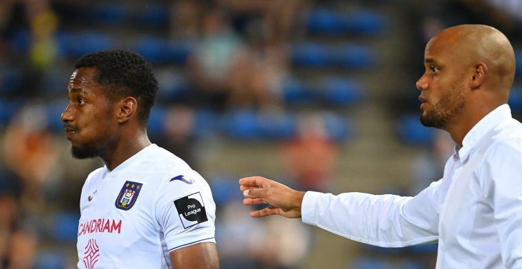"""Het kan snel keren: """"Delcroix stond op het punt te vertrekken bij Anderlecht"""""""