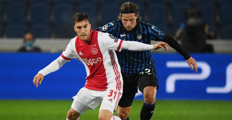 AD: Tagliafico gaat handtekening zetten onder nieuw Ajax-contract