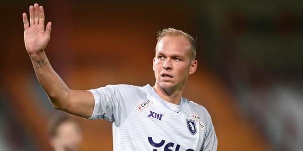 'Holzhauser kan Beerschot verlaten, interesse uit Premier League en Bundesliga'