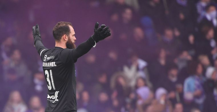 """Vanhamel wees Anderlecht af: """"Een terugkeer had ik heel mooi gevonden"""""""