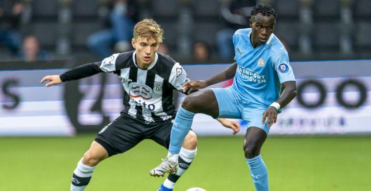 'Naast dat het mijn oude club is, is Ajax een van de beste clubs van Nederland'