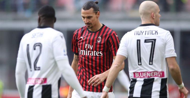 Nuytinck zucht: Net zo lastig om tegen Zlatan te spelen als zeven jaar geleden