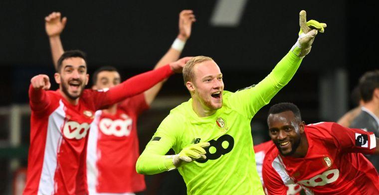 Bolat gaf Bodart het goede voorbeeld: Nooit verwacht, zat bij hem achter de goal