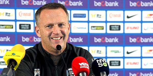 Van den Brom geeft toe: Ik was boos op Anderlecht, hoor