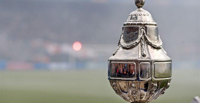 Ajax treft FC Utrecht in de beker, PSV naar De Vijverberg, Feyenoord en AZ vrij