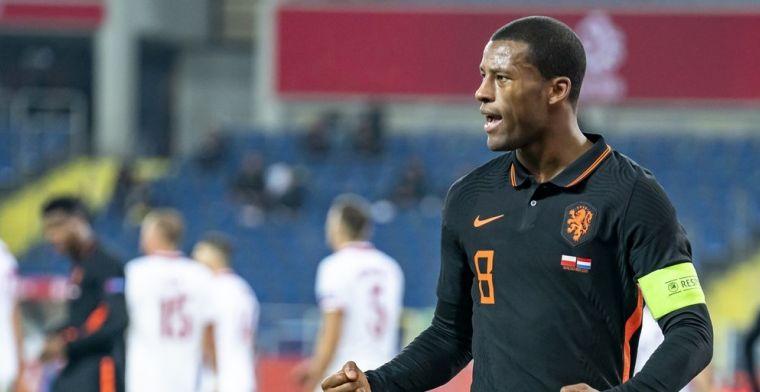 'Inter waagt in januari een poging om Wijnaldum goedkoop over te nemen'