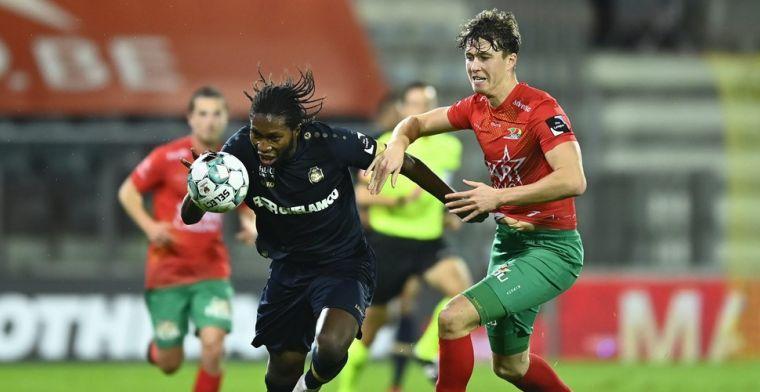 KV Oostende en Royal Antwerp FC delen de punten na zinderend slot