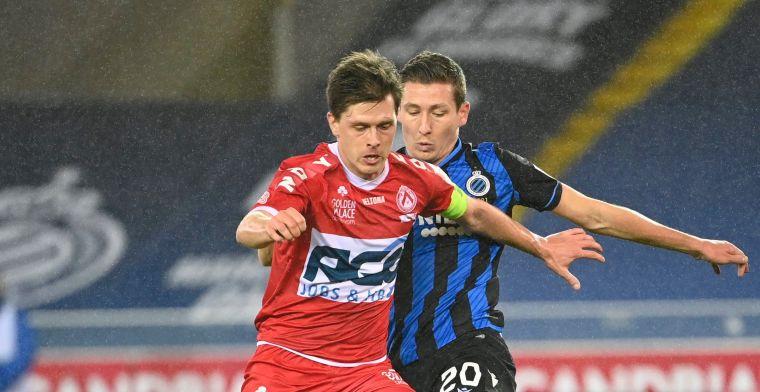 Kortrijk gaat onderuit tegen Club Brugge: We schieten onszelf opnieuw in de voet