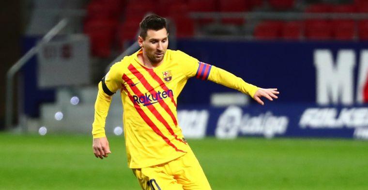'Manchester City ziet om twee redenen af van Messi: Barça-ster een gesloten boek'