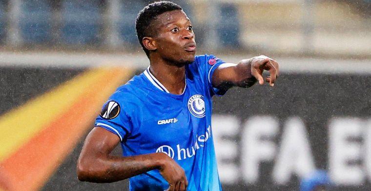 Nurio Fortuna wil zich herpakken bij KAA Gent: Ik ben nog niet dezelfde speler