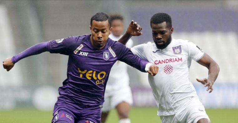 LIVE: Anderlecht heeft opnieuw hoop na 2-1 van Nmecha
